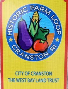 Cranston Historic Farm Route Loop